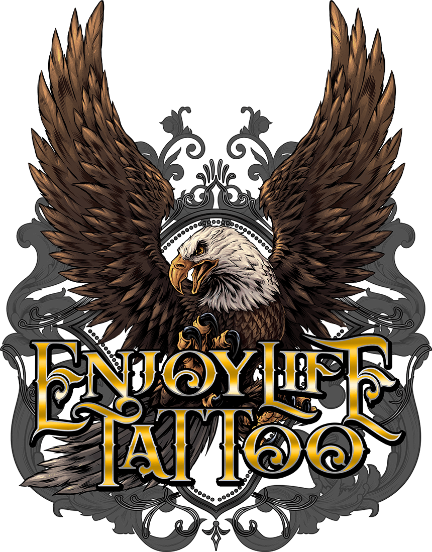 Enjoy Life Tattoo